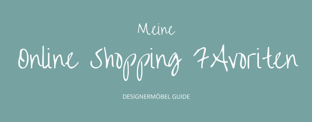 Online Shopping Favoriten
